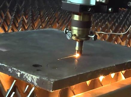 Cutting. Laser cutting